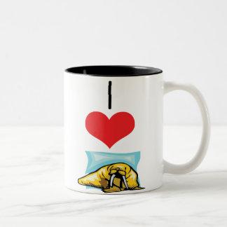 セイウチ ツートーンマグカップ