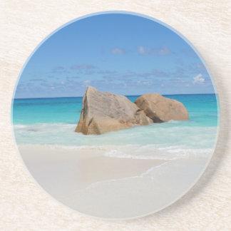 セイシェルのビーチ コースター