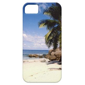 セイシェルのビーチ iPhone SE/5/5s ケース