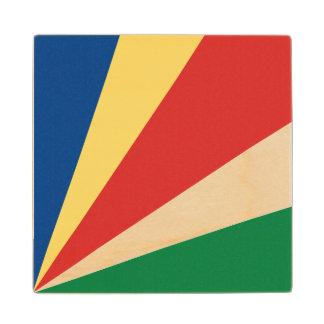 セイシェルの旗 ウッドコースター
