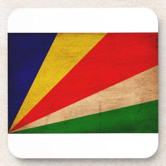 セイシェルの旗 コースター