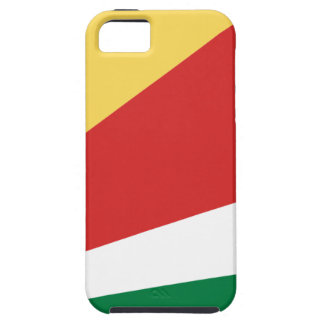 セイシェルの旗 iPhone SE/5/5s ケース