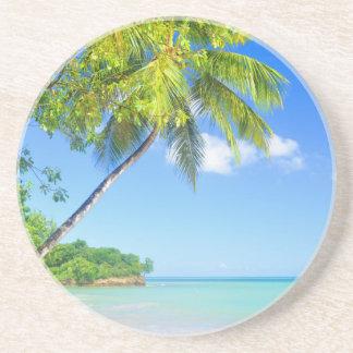 セイシェルの熱帯島 コースター