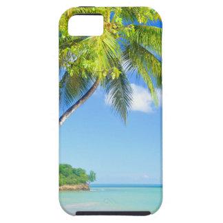 セイシェルの熱帯島 iPhone SE/5/5s ケース