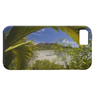 セイシェルのCurieuseの島、Laraie湾 iPhone SE/5/5s ケース