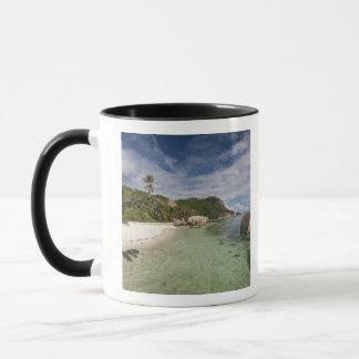 セイシェルのLaのDigueの島、L'Unionの財産2 マグカップ