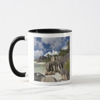 セイシェルのLaのDigueの島、L'Unionの財産 マグカップ