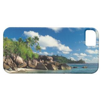 セイシェルのMaheの島、Lazare湾 iPhone SE/5/5s ケース