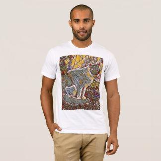セオドアのガラス絵画 Tシャツ