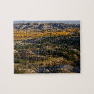 セオドア・ルーズベルトの国立公園 ジグソーパズル