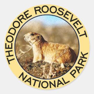 セオドア・ルーズベルトの国立公園 ラウンドシール