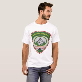 セオドア・ルーズベルトの国立公園EST.1978 Tシャツ