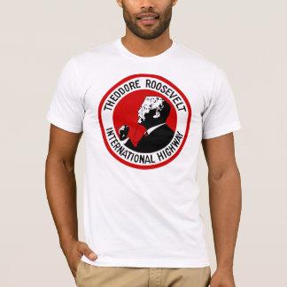 セオドア・ルーズベルトインターナショナルのハイウェー Tシャツ