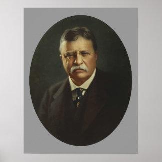 セオドア・ルーズベルト大統領 ポスター