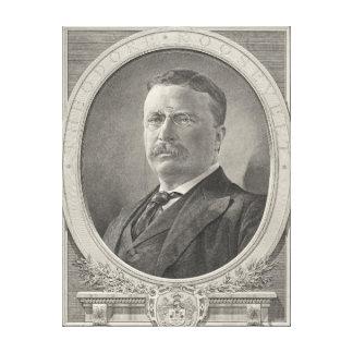 セオドア・ルーズベルト1905年 キャンバスプリント