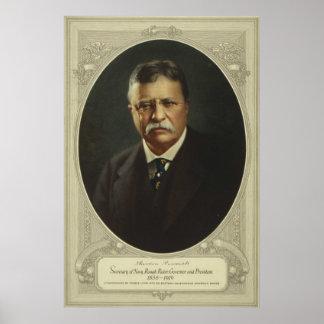 セオドア・ルーズベルト ポスター