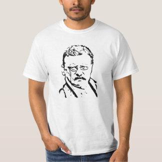 セオドア・ルーズベルト Tシャツ