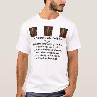 セオドアRooseveelt、セオドアRooseveelt、Theod… Tシャツ