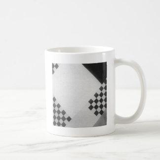 セオvan Doesburg著反対の構成XVII コーヒーマグカップ