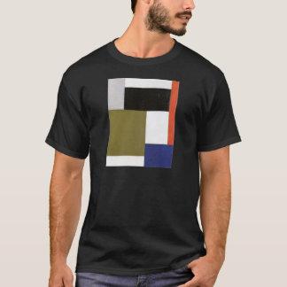 セオvan Doesburg著構成 Tシャツ