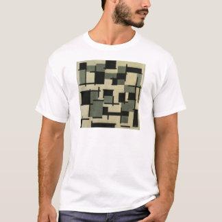 セオvan Doesburg著構成XIII Tシャツ