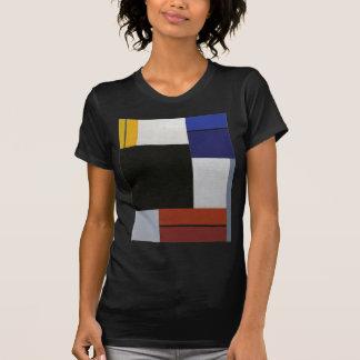 セオvan Doesburg著構成XXI Tシャツ