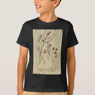 セオvan Doesburg著通り音楽I Tシャツ