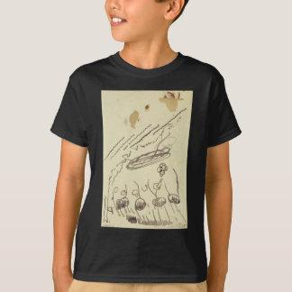 セオvan Doesburg著通り音楽II Tシャツ
