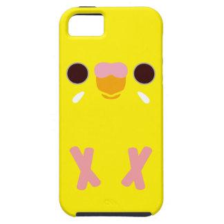 セキセイインコ(Lutino) iPhone SE/5/5s ケース