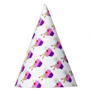 セクシーなカップケーキのパーティーの帽子 パーティーハット