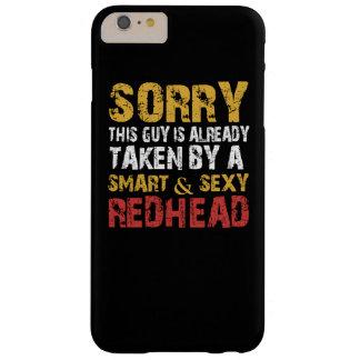 セクシーな赤毛 BARELY THERE iPhone 6 PLUS ケース