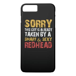 セクシーな赤毛 iPhone 8 PLUS/7 PLUSケース