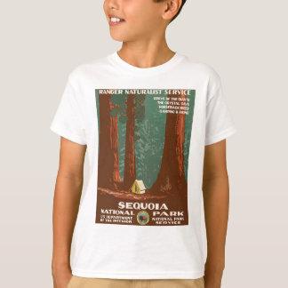 セコイア国立公園 Tシャツ