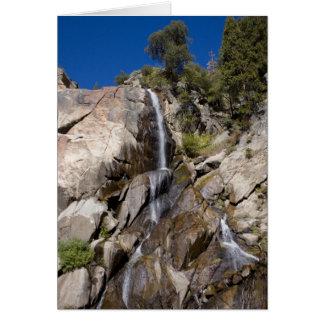 セコイアNPの滝 カード