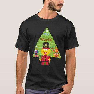 セサミストリートのくるみ割り Tシャツ