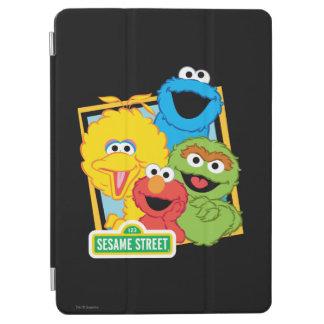 セサミストリートの友達 iPad AIR カバー
