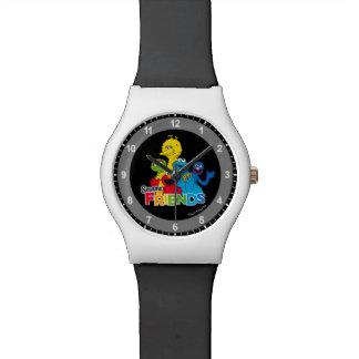 セサミストリート|のゴマの友人 腕時計