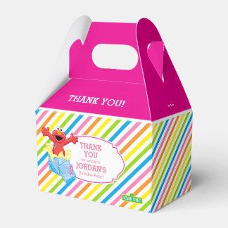 セサミストリート| Elmoの女の子-誕生日は感謝していしています フェイバーボックス