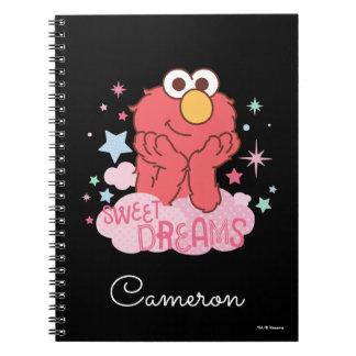 セサミストリート| Elmo -甘美な夢 ノートブック