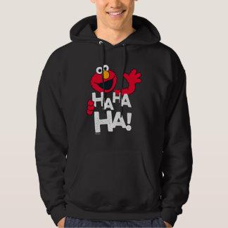 セサミストリート| Elmo - Ha Ha Ha! パーカ