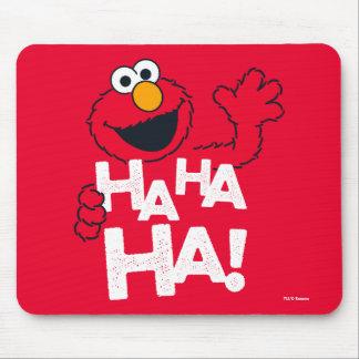 セサミストリート| Elmo - Ha Ha Ha! マウスパッド