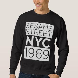 セサミストリートNYC スウェットシャツ
