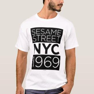 セサミストリートNYC Tシャツ