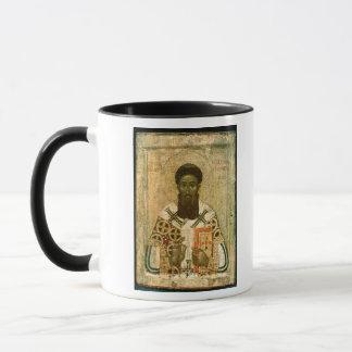 セサロニキのSt Gregoryの大主教のアイコン マグカップ