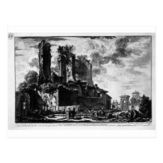 セシリアMetellaの墓はCapo di Boveジョバンニを言いました ポストカード