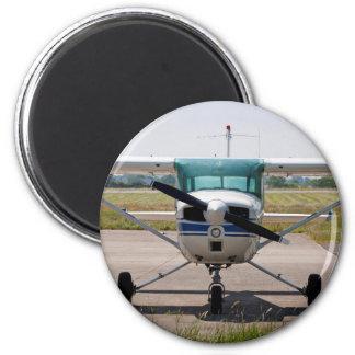 セスナの軽飛行機 マグネット
