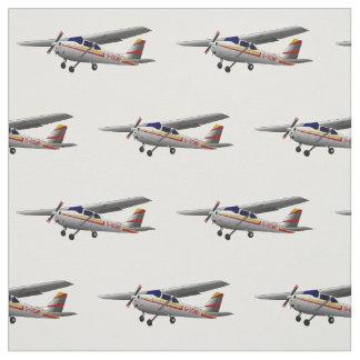 セスナ172の飛行機の生地 ファブリック