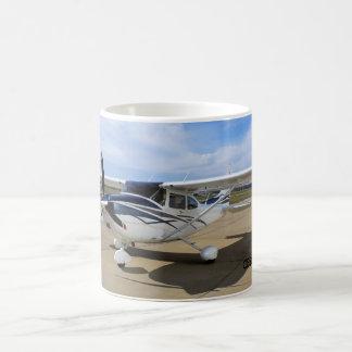 セスナSkylaneのマグ コーヒーマグカップ