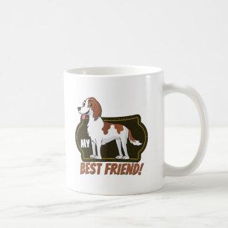 セッターは私の親友です コーヒーマグカップ