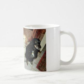 セッター愛 コーヒーマグカップ
